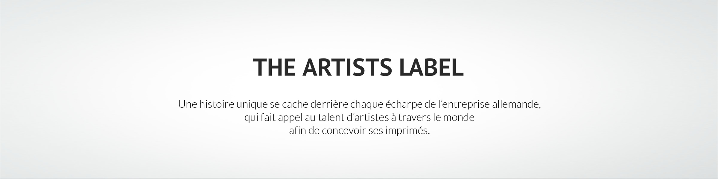 032355 The Artists Label