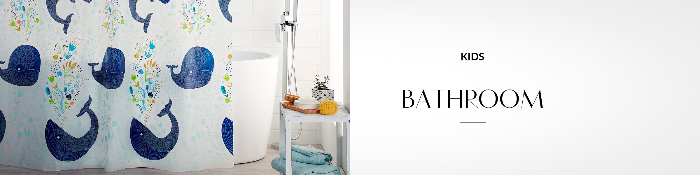 Shop Kids Bathroom Decor & Accessories Online in Canada | Simons